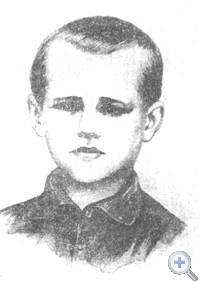 Герой-пионер Коля Герасько — уроженец с. Обмачева.