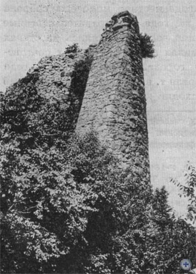 Памятник-фонтан М. И. Кутузову возле Алушты. 1972 г.