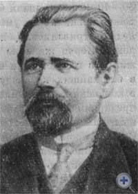 Е. А. Климанов (Афанасьев)— один из руководителей Керченской социал-демократической организации в 1901—1905 гг. Фото 1903 г.