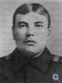 И. А. Назукин — председатель Феодосийской подпольной партийной организации в 1919 году. Фото 1916 г.
