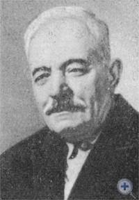 Н. М. Макаров-Никитин — начальник штаба партизанских отрядов Лозово-Синельниковского направления.