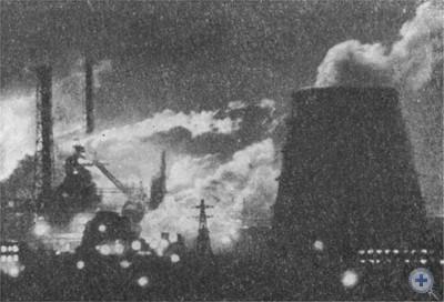 Криворожский металлургический завод им. В. И. Ленина. 1977 г.