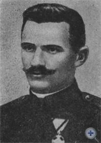 Максим Чанак — командир красногвардейского отряда.