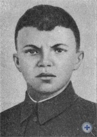 Уроженец Днепропетровска Герой Советского Союза А. М. Матросов.