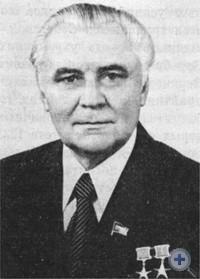 В. В. Щербицкий — уроженец Верхнеднепровска, член Политбюро ЦК КПСС, Первый секретарь ЦК Компартии Украины.