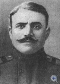 Первый председатель Котовского ревкома П. С. Бездворный.