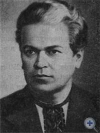 Украинский советский писатель, литературовед Ю. С. Мельничук.