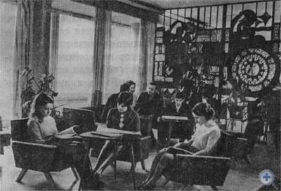 В общежитии студенческого городка Политехнического института. Львов, 1975 г.