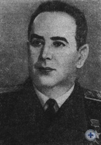 Герой Советского Союза Н. П. Египко.
