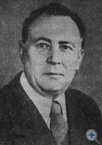 Народный артист УССР Д. В. Борщов. 1980 г.