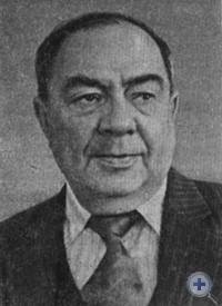 Народный артист УССР Р. А. Гаврилко. 1980 г.