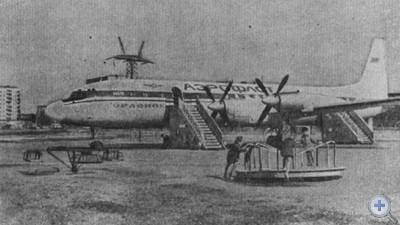 Детский кинотеатр «Орленок» в Николаеве. 1980 г.