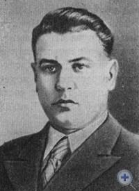 Руководители подпольной организации «Ревком» Л. Л. Ачкасов, Б. И. Миронов. Запорожье, 1941 г.