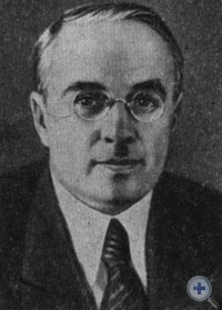 И. И. Кандалов — начальник гидротехнического отдела Днепростроя. 1932 г.
