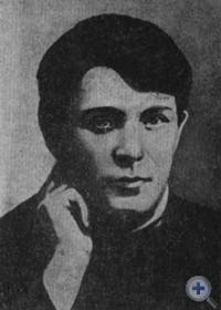 Н. Г. Гончар — руководитель подпольной организации на заводе «Запорожсталь». Фото 1942 г.