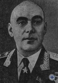 Герой Советского Союза В. А. Судец — маршал авиации, почетный гражданин города Запорожья. 1965 г.