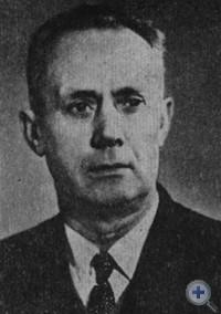 С. Д. Долговец — полный кавалер ордена Славы. 1978 г.