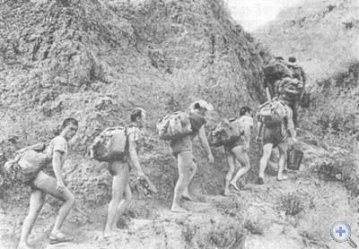 На туристских тропах Приазовья, 1969 г.