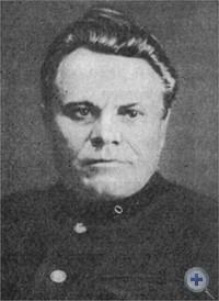 Активные участники борьбы за Советскую власть на Екатеринославщине. В. К. Аверин