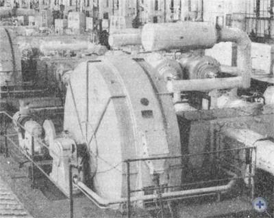 Технологическая линия по производству аммиака на производственном объединении «Азот». Днепродзержинск, 1976 г.