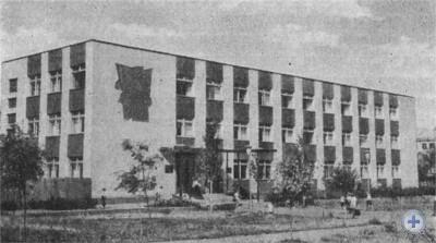 Детская музыкальная школа в Желтых Водах.