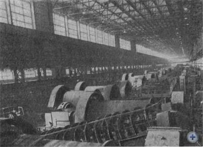 Обогатительная фабрика в Кривом Роге. 1976 г.