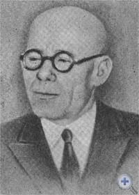 А. Г. Молибога — один из организаторов партизанского движения в Новомосковском уезде. Знаменовка.