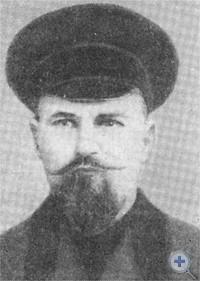 М. М. Хвостенко — делегат I съезда КП(б)У, один из руководителей партизанского движения в 1918—1919 гг. Булаховка.