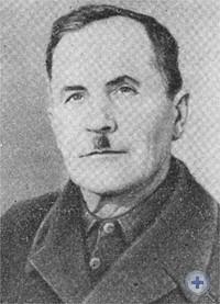Первый председатель Ордо-Василевского Совета крестьянских депутатов в 1917 году Г. С. Дворский. 1967 г.