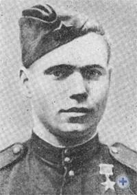 М. И. Воронин — уроженец села Михайловки, Герой Советского Союза.