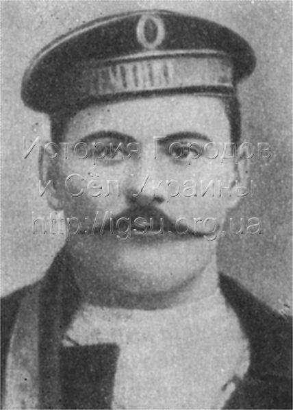 Участник восстания на броненосце «Потемкин» М. С. Подуст. Аулы.