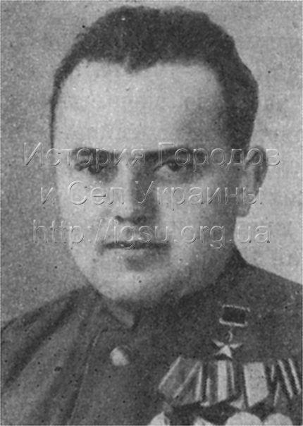С. П. Шпаковский — один из 19 героев, которые первыми форсировали Днепр в сентябре 1943 года в районе Аулов.