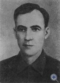 И. В. Сераковский — руководитель Самборской подпольной организации.
