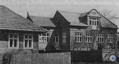 Новые дома в Чайковичах. 1977 г.