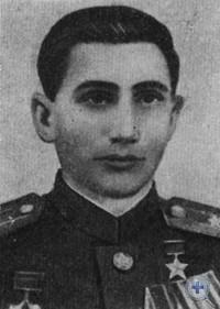 Герой Советского Союза А. Т. Слободчиков. 1943 г.